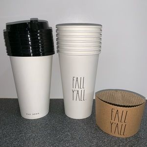 Rae Dunn Fall Y'all Coffee Cups